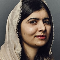 A Fireside Chat with Malala Yousafzai